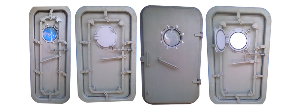 Steel Water Tight Doors